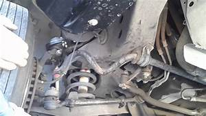 Bad Idler Arm On A 2002 Lincoln Towncar YouTube