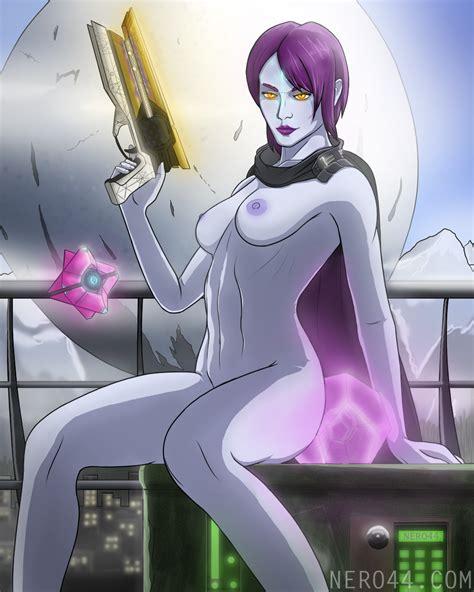 Destiny 2 Guardian By Nero44 Hentai Foundry