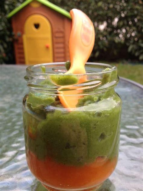 pur 233 e de carottes brocolis 224 partir de 7 mois petitpotbebe mes recettes de petits pots