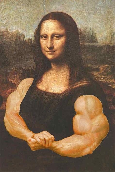 Because Mona Lisa Is So Popular  Reyn's Room