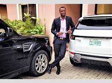 'Mr P' Peter Okoye's car garage will leave you in awe