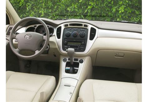 toyota highlander pictures  carsdirect