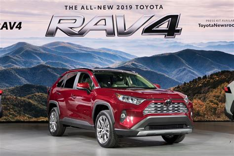 2019 Toyota Vehicles by 2019 Toyota Rav4 Top Speed