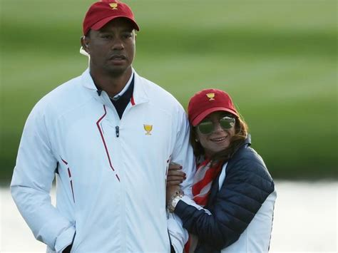 Tiger Woods spotted with new girlfriend Erica Herman at ...