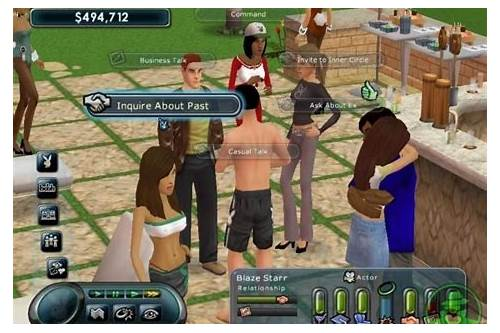 playboy the mansion gold edition pc download