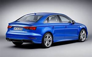 2016 Audi A3 Sedan S Line