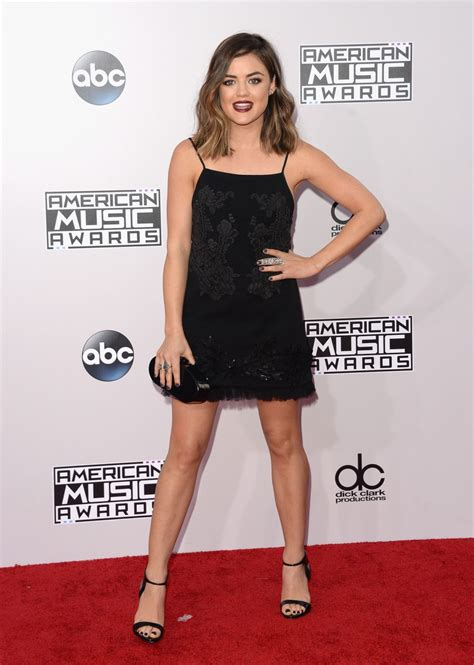 Lucy Hale – 2014 American Music Awards in Los Angeles ...