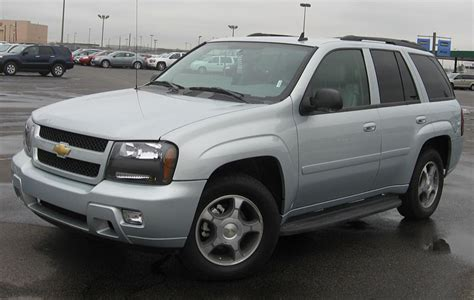 Chevrolet Trailblazer Picture by 2007 Chevrolet Trailblazer Pictures Cargurus