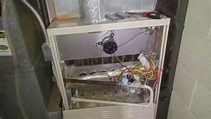 Lennox G23 Furnace Quick Heat Exchanger Access