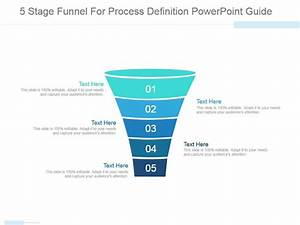 70330019 Style Layered Funnel 5 Piece Powerpoint