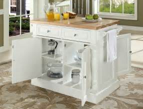 white kitchen island with butcher block top buy butcher block top kitchen island in white finish