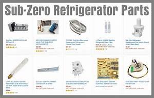 Refrigerated  Subzero Refrigerator