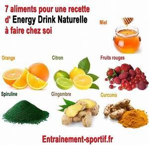 Insecticide Naturel Pour La Maison : energy drink sport une boisson nergisante naturelle bio ~ Nature-et-papiers.com Idées de Décoration
