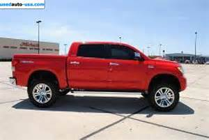 2008 Toyota Tundra Lifted for Sale