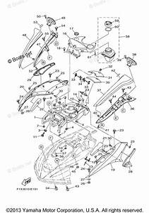 Yamaha Waverunner Parts 2007 Oem Parts Diagram For Engine