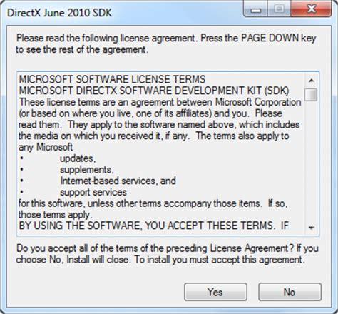 Directx 9. 0c mise a jour de telechargement gratuit.