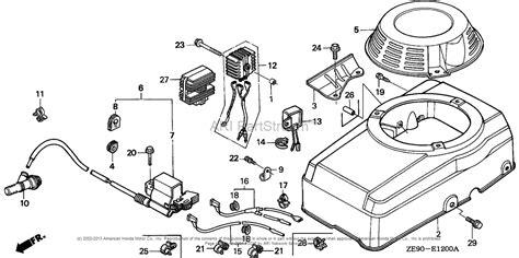 honda engines gxv340 dat engine jpn vin gj02 1000001 to