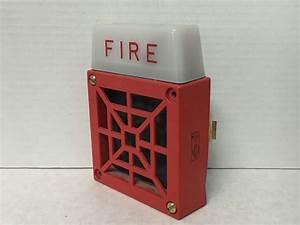 Wheelock 7002t-24 - Firealarms Tv  U8ol0 U0026 39 S Fire