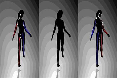 Spinning Dancer Brain Test Illusions Illusion Optical