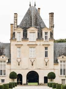 Chateau Style Homes At Home With Hubert De Givenchy Château Du Jonchet This Is Glamorous