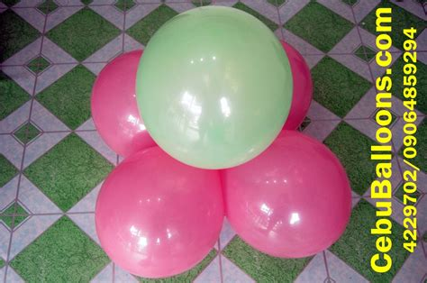 simple balloon decorations party favors ideas