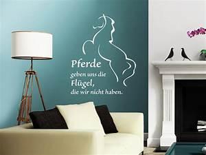 Schöne Bilder Für Die Wand : sch ne zitate pferde bekannte zitate ber das leben ~ Markanthonyermac.com Haus und Dekorationen