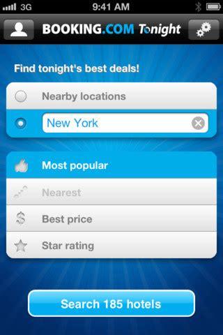 chambre d hotel derniere minute booking com une appli pour réserver une chambre à la
