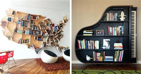Cool Bookcases For Sale by Cool Bookshelves For Sale Elplaneeta Co