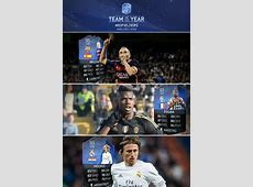 Full FUT 16 TOTY Details FIFA 16 Ultimate Team Of The Year