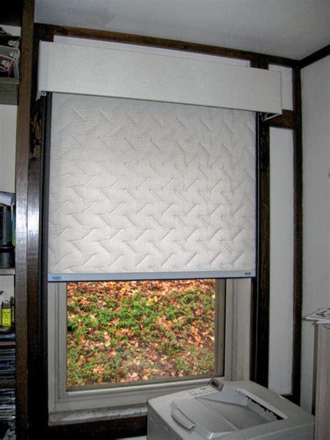 insulating window treatments  green