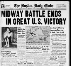 Battle of Midway - Topics on Newspapers.com