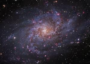 APOD: 2012 December 20 - M33: Triangulum Galaxy