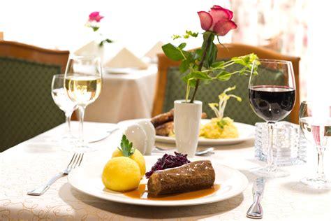 Speisen & Getränke Restaurant Gotha Hotel