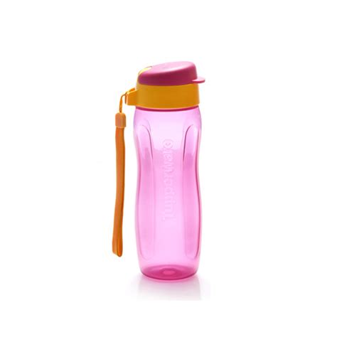 fashion eco bottle ml pink tupperware botol tupperware