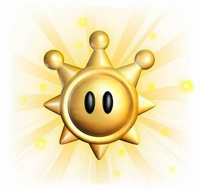 Sprite Shine Mario