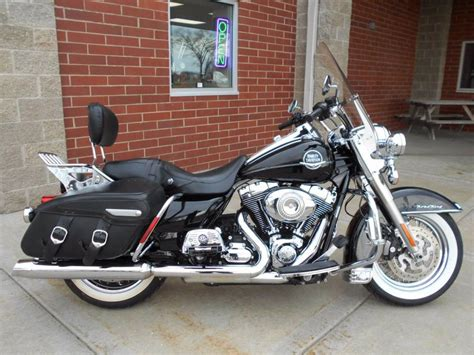 Harley Davidson Road King For Sale by Harley Davidson Road King Motorcycles For Sale In Wisconsin