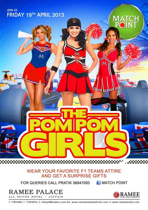 party pom pom girls whatsupbahrainnet