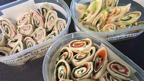 recette de cuisine salé wraps apéro faciles et rapides les gourmandises de némo