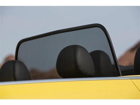 2016 Volkswagen Beetle Convertible Wind Deflector