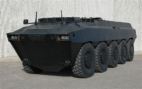 Gpv 10x10x10 General Wheeled Armoured Vehicle Personnel