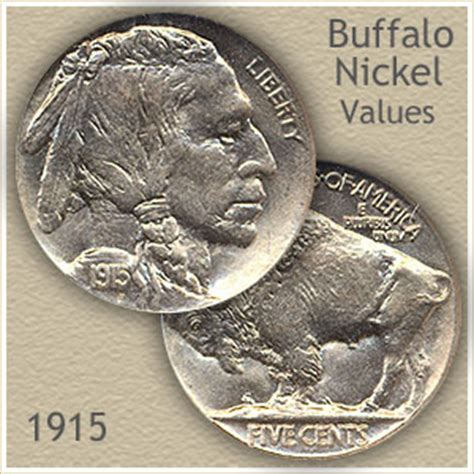 how much are buffalo nickels worth 1915 nickel value discover your buffalo nickel worth