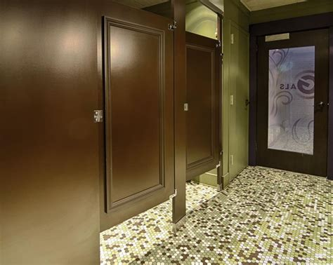 17 Best Images About Wood Veneer Toilet Partitions On