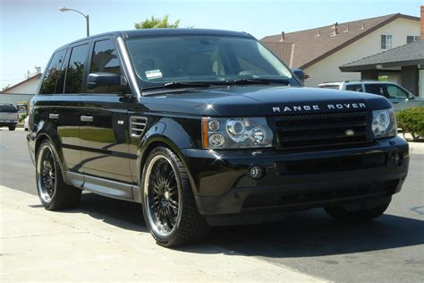Land Rover Range Rover Sport Modification by K5blazin 2008 Land Rover Range Rover Sporthse Sport