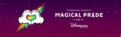 magical pride disney