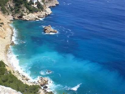 Mediterranean Wallpapers Beaches Sea Nature 1600 1200