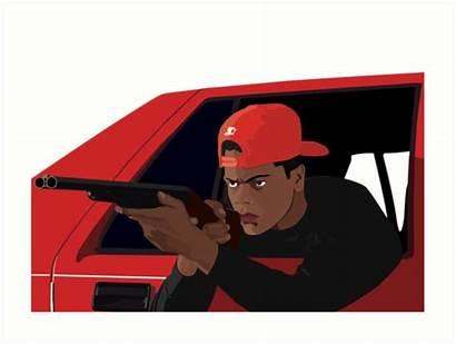 Boyz Hood Ricky Prints Redbubble