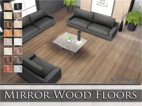 floor mirror sims 4 the sims resource mirror wood floors by praline sims sims 4 downloads