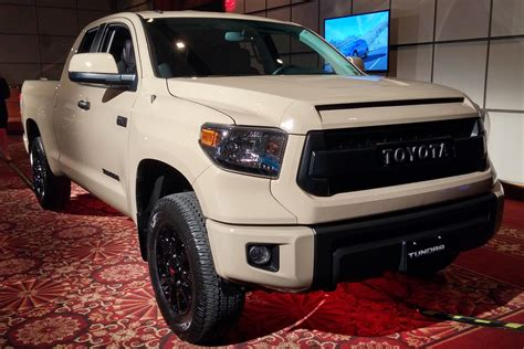 Toyota Adds Tundra Trd Pro Series To Canadian Lineup