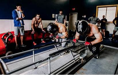 Bobsled Training Team Olympic Ice Workout Barbend