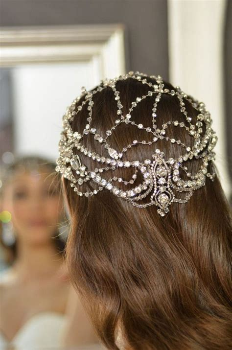 Wedding Veils Crown Hair Pieces Wedding Rustic
